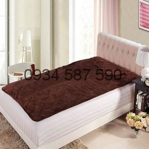 Túi ngủ lông cừu kyoryo màu socola