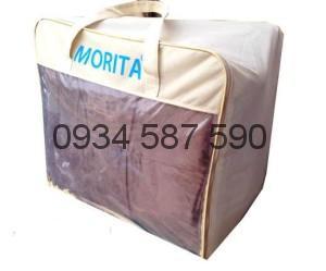 Túi đựng chăn lông thỏ morita